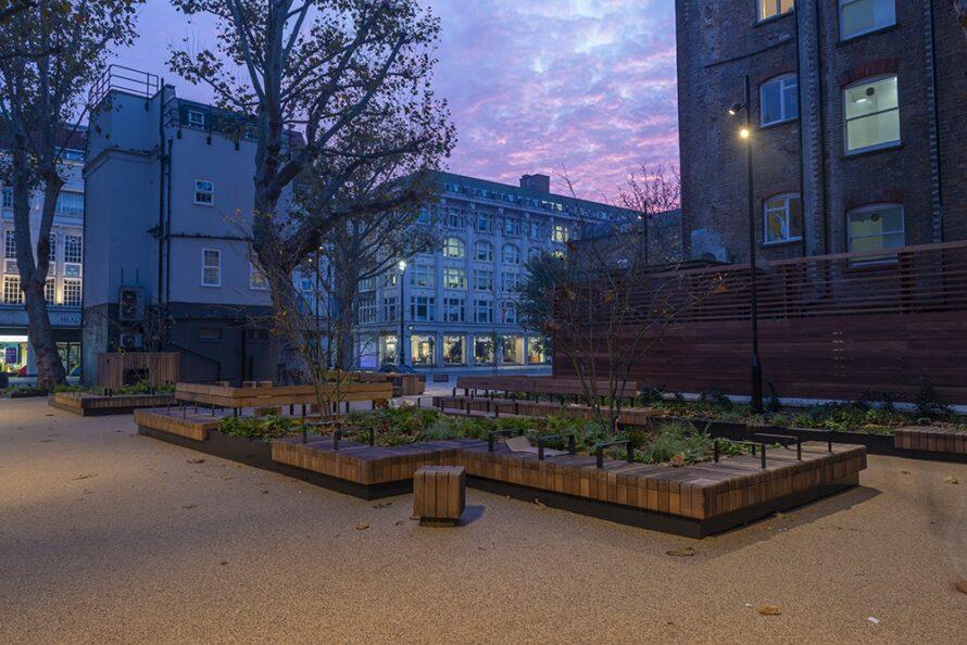 Landscape Design | idverde | Whitfield Gardens