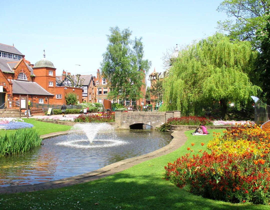 Charnwood Borough Council | Public Sector Landscaping