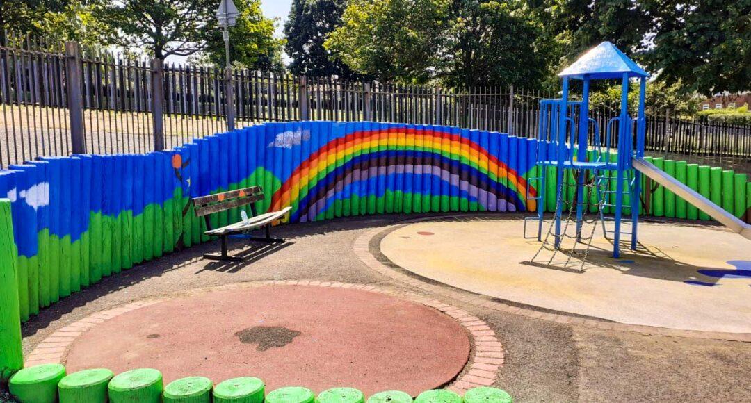 Tillingbourne Green playground
