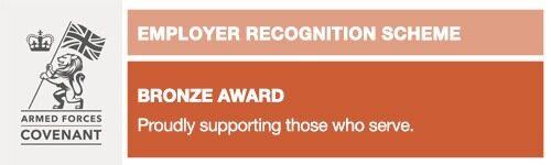 idverde - armed forces bronze award