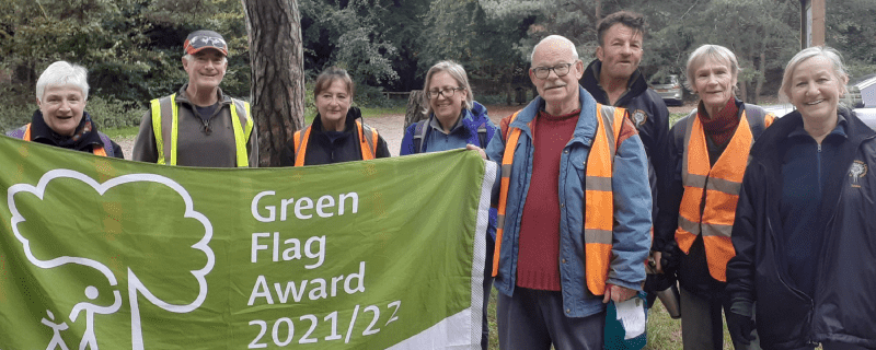 Green Flag Awards idverde